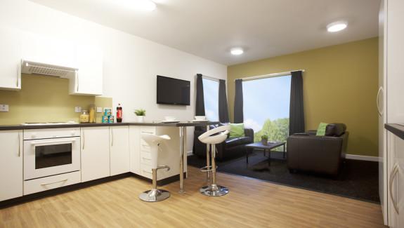 student accommodation in Nottingham.