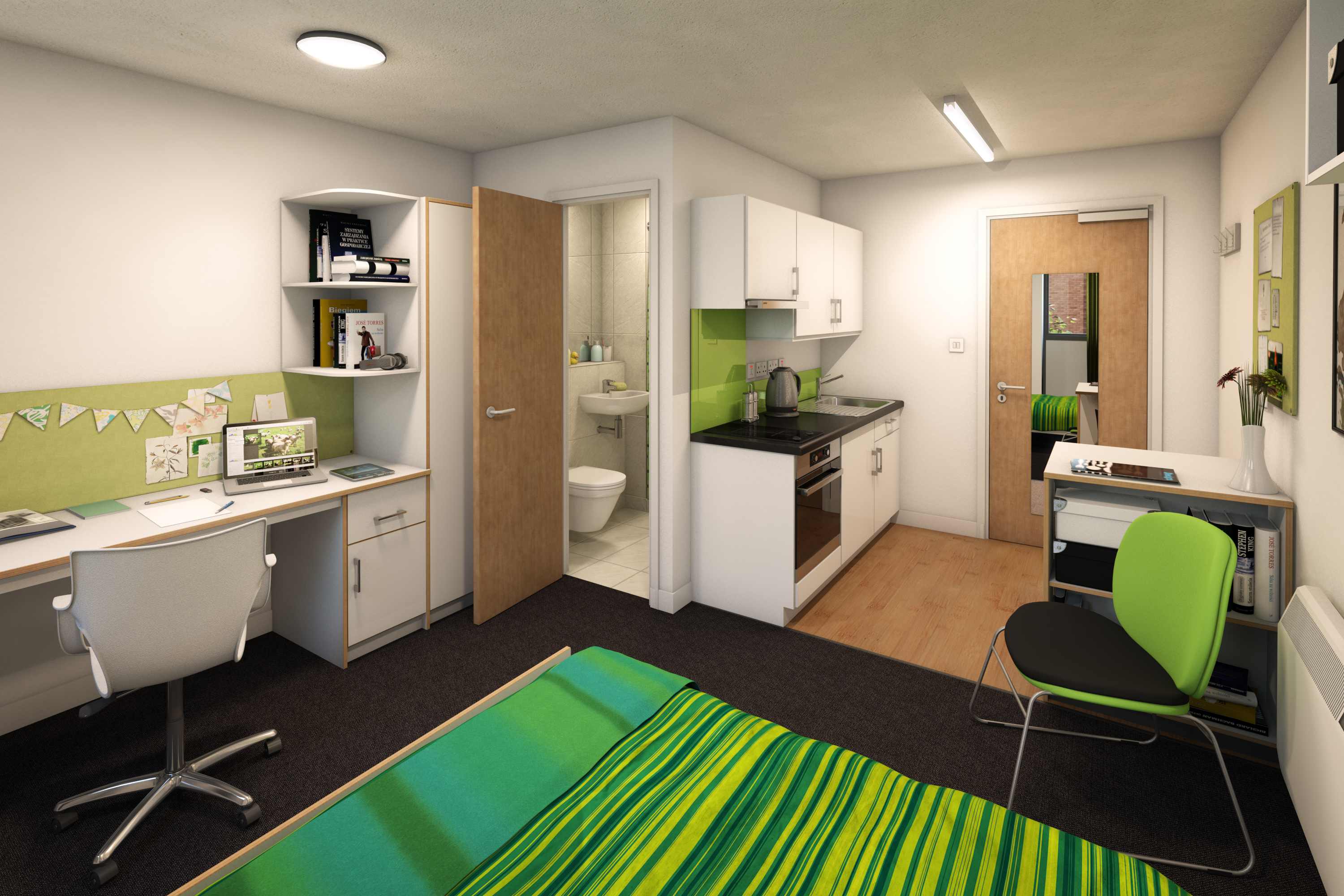 Surrey Chemical Engineering Student Room