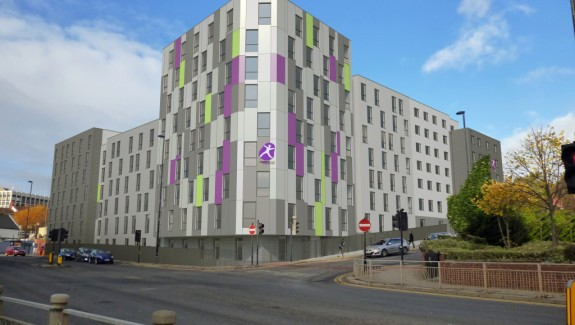 student accommodation in Newcastle - SummerLettings.co.uk